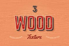 3 Wood individual textures by Pavel Korzhenko on Creative Market