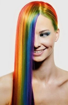 Rainbow Streaks to Make Your Holidays Special