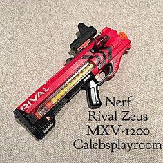 Nerf Rival Zeus MXV-1200 ! #Nerf #coolpic #nerfgun #nerfguns #