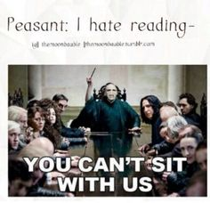 Hilarious book memes you'll understand if you sometimes overreact when you meet someone who doesn't like books.