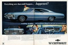 Cars of 1967