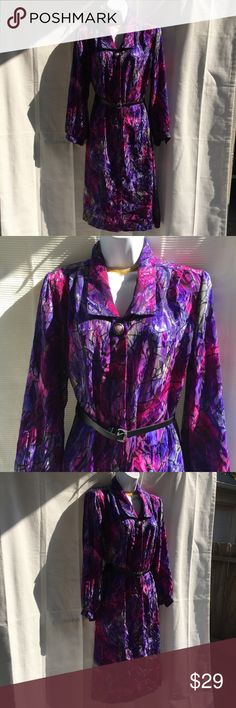 Miss Berkeley pretty pink purple robe 16 women's Miss Berkeley very pretty pink purple robe. Size 16. Made in Canada. 100 % polyester. There is a minor damage see last picture. can be fixed. Pre-loved in excellent condition. Women's Ladies Fashion. Check out my closet, we have a variety of women's, Victoria Secret, handbags 👜 purse 👛 Aerosoles, shoes 👠fashion jewelry, necklace, clothing, dress, Beauty, home 🏡 .  Ships via USPS. Smoke & Pet-Free. Offers 30% OFF bundle discount. Always a…