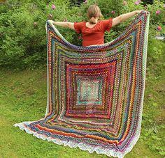 Ravelry: knittintin's Crocheting? Me?