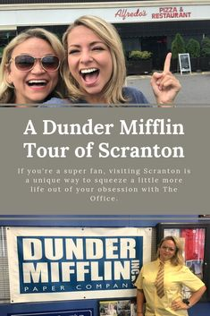 Are you the biggest fan of The Office? Absolutely you are! Check out our compiled list of real locations you can road trip to in Scranton, Pennsylvania. #TheOffice #Scranton #RoadTrip