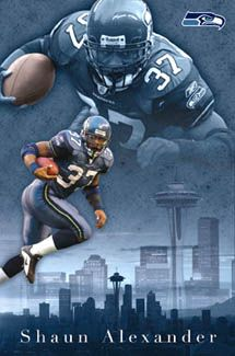 1290590276d Shaun Alexander Superstar - Costacos 2003 Seattle Football, Nfl Football  Teams, Best Football Team