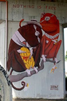 Juxtapoz Magazine - Displaying items by tag: Street Art Urbane Kunst, Graffiti Artwork, Best Street Art, Street Art Graffiti, Outdoor Art, Chalk Art, Street Artists, Public Art, Urban Art