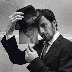Elio Germano for Uomo Vogue