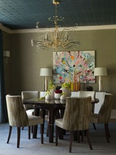 Amy Aidinis Hirsch - Driftway dining room