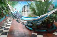 Hammock - would love, love, love one of these!!