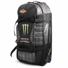 PC Monster Traveler Bag