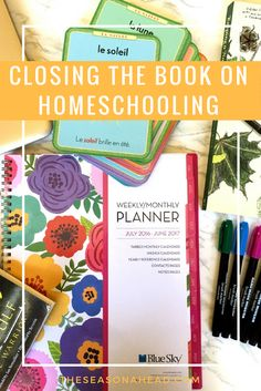 Closing the Book on Homeschooling: Reflections on 16 years of homeschooling.