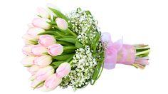Svatební kytice tulipány