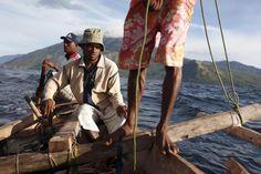 Whale hunting in Eastern Indonesia. Photo: Luke Duggleby