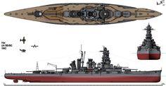 Japanese battleship Hiei