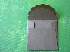 DIY Envelopes - Use an envelope and use it to make multiple in your favorite paper patterns!