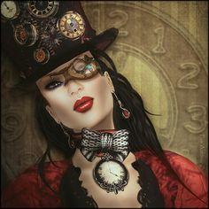 ~Steampunk~ by Pam Astonia, via Flickr