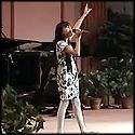 Young Girl Beautifully Sings My Redeemer Lives - Music Video