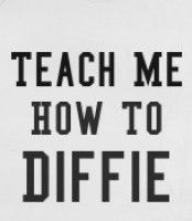 Teach me how to diffie! ;)