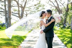 Wayfarers Chapel & Palos Verdes Golf Club Wedding Photographer Ki & Bo | Christopher Todd Studios