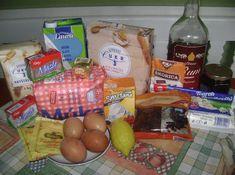 NapadyNavody.sk | Moravské koláče ako od babičky Krystal, Latte, Eggs, Breakfast, Basket, Morning Coffee, Egg, Crystal, Egg As Food