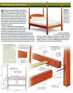 Build Bed - Furniture Plans