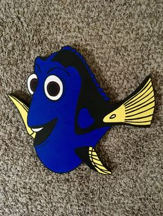 Finding Nemo Characters- Dory Character- Wood Wall Art- Nemo Party - Finding Dory by ChicDesignsByTiffany on Etsy https://www.etsy.com/listing/536044265/finding-nemo-characters-dory-character