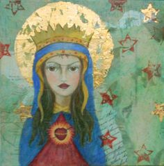 Shari Bombeck is an artist living and working in Central Arizona.  All work ©…  painting, collage