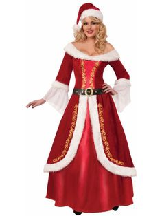 Women Santa costumes also are available in the style of a skater dress and this style has gained a lot of prominences recently.Pick up your style and get ready with all other Santa dress accessories along with your perfectly styles women Santa costume. Christmas Costumes For Adults, Holiday Costumes, Adult Costumes, Costumes For Women, Santa Costumes, Christmas Elf Costume, Holiday Outfits, Cosplay Costumes, Holiday Gifts