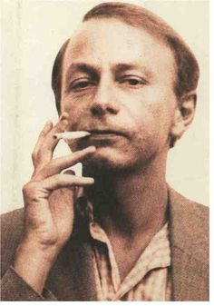 Michel Houellebecq - can't pronounce his name but like his books