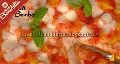 I Menu di Benedetta | Molto Bene: Pizza Bomba