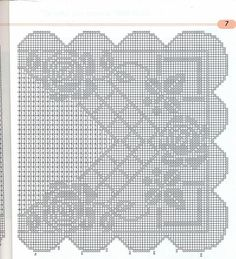 trittico filet rettangolare smerli (2)