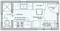 1000 images about floor plans on pinterest tiny houses for 14x24 cabin plans