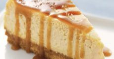 A Delightful Dance of Sweet Caramel with a Dusting of Natural Sea Salt