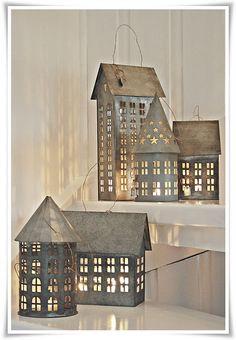 Rinske's blog: Gezellige huisjes