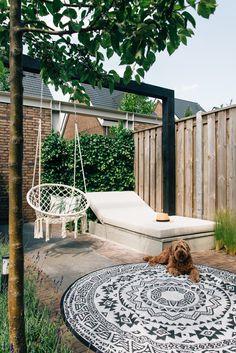 Back Gardens, Small Gardens, Outdoor Gardens, Garden Bar, Love Garden, Home And Garden, Rooftop Design, Pergola Canopy, Outdoor Seating Areas
