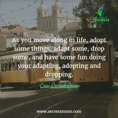 #adaptinglife #change #livebetter #livelonger Move Along, Have Some Fun, Natural Health, The Secret, Quotes To Live By, Change, Humor, Life, Career