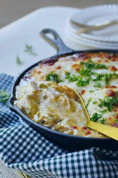 Keto Chicken Philly Cheesesteak Casserole — Recipe — Diet Doctor #beef #casserole #chicken #keto #ketocasserole