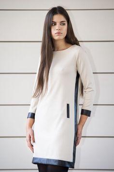 Kolory ELEN dress/tunika 40 (proj. LA COCCO)