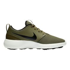 Nike Golf Men's Roshe G Golf Shoes - Olive