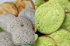 Resep kue serabi dan petunjuk lengkap cara membuatnya. Berikut resep dan cara… Indonesian Desserts, Indonesian Cuisine, Resep Cake, Asian Cake, Malay Food, Crepes And Waffles, Asian Snacks, Traditional Cakes, Food Menu