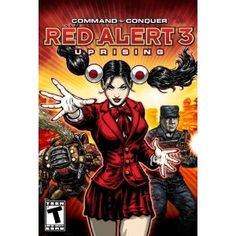 Command & Conquer: Red Alert 3: Uprising [Download] (Software Download)  http://documentaries.me.uk/other.php?p=B004AYCNYI  B004AYCNYI
