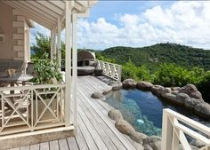 The intimate 2.2 square mile island of Mustique {West Indies} is brimming this week with the buzz of Royal visitors. Albeit that the Middle...