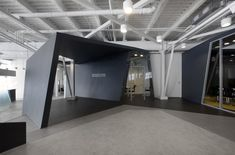 Image 2 of 24 from gallery of Iponweb Company Office / Za Bor Architects. Photograph by Peter Zaytsev