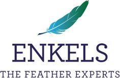 logo Enkels Feathers - The feather experts