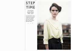 #simple #layout #graphic #design #editorial #fashion #apparel #colenimo