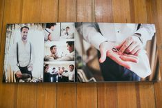 Boston flush mount wedding album designer Zev Fisher creates custom artistic high end wedding books and prints in traditional matted and contemporary | Boston Wedding Photographers