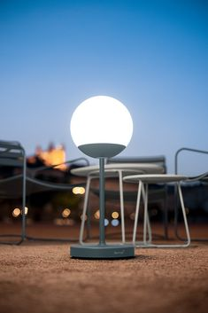 Bellecour Lyon, Contemporary Outdoor Furniture, French Brands, Moment, Designer Collection, Place, Outdoor Lighting, Bluetooth, Table Lamp