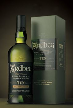 Ardbeg TEN - a whisky worth while