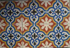 Marrakech Design tiles (Voltaire).