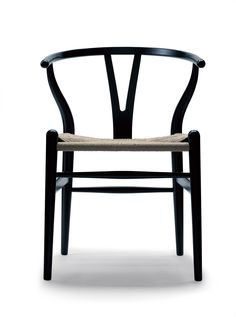 Hochwertig CH24 Wishbone Chair, By Hans J. Wegner. One Of The Very First Models